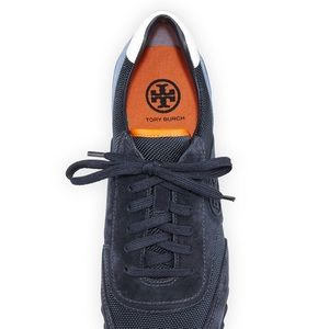 250294bf1b69 Tory Burch Shoes - NEW TORY BURCH SAWTOOTH LOGO TRAINER SNEAKERS